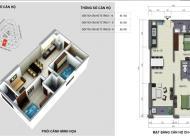 Mở bán 100 căn đợt 3 tòa B Vinaconex 2, khu đô thị Golden Silk Kim Văn Kim Lũ, giá cực tốt, chọn căn, chọn tầng.