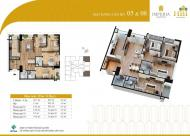 Bán cắt lỗ căn hộ 1009, diện tích: 80,3m2, giá 2,5 tỷ