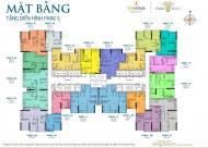 Bán tầng 19.15 tòa Park 5, chung cư Park Hill, 100.1m2- giá 3 tỷ 7. LH 0987.13.85.89