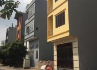 Bán nhà 3 tầng khu tái định cư, có sổ, 74m2, không nhà chắn trước mặt hướng nhìn đẹp