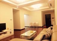 Bán căn góc số 4 DT 96,7m2 chung cư Sapphire Palace 25tr/m2, bao phí
