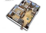 Chính chủ bán căn góc 96m2 chung cư Sapphire Palace số 4 Chính Kinh 25tr/m2