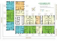CC bán gấp 2CH 18- 10 (67,02m2), 20- 03 (55,58m2) CT3 Eco Green City, giá 24,5tr/m2, 0906.299.628