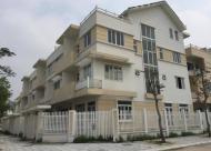 Bán biệt thự mặt phố Lê Trọng Tấn,Dương Nội,Hà Đông(300m2, 4T)2 mặt tiền,view vườn hoa,bể bơi