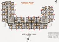 Chính chủ bán căn 1005 18T1, CC Golden An Khánh, DT 69m2, giá 950triệu. Liên hệ 0963922012
