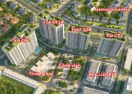 Bán căn hộ chung cư tại dự án Gelexia Riverside, Hoàng Mai, Hà Nội. Diện tích 66m2, giá 19 tr/m²