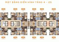 Bán căn hộ N01T1 Ngoại Giao Đoàn, giá gốc CĐT, căn nào cũng có