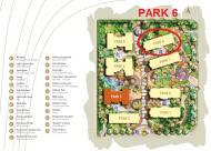 Chính chủ bán cắt lỗ căn số 05 tòa Park 6, 4 phòng ngủ, diện tích 144m2, hướng Đông Nam