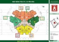 Chính chủ bán căn số 4 CT1 – Dự án E4 Yên Hoà Park View