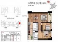 Chính chủ cần bán gấp căn hộ chung cư Imperia Garden tầng 1504