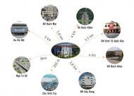 Bán căn hộ tòa Park 9 Times City, Minh Khai giá 3 tỷ