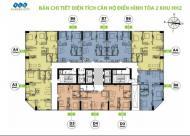 Tôi cần tiền bán gấp chung cư FLC Đại Mỗ, DT 105m2, căn 1602 HH2, bán bằng gốc 16.8tr/m2