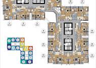 Bán cắt lỗ CC Gold Mark City, T15-01(110,67m2), R4. Giá 23tr/m2, 0906.299.628