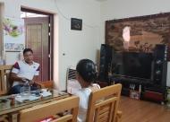 Bán căn hộ tập thể tầng 2 Thành Công, DT 130m2: 1pk, 3PN đã cải tạo cực đẹp và thông thoáng