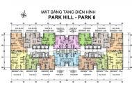 Bán cắt lỗ 400 triệu CH Park 6, 18- 11, 73.11m2, 3 tỷ và CH 26- 04 120.34m2, 4.2 tỷ