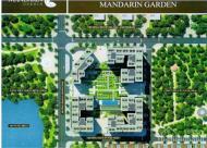 Chính chủ bán căn hộ Mandarin Garden, diện tích: 142.7m2