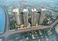 Nhượng gấp căn 03: 84,25 m2 chung cư Five Star- Thanh Xuân