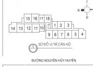Bán gấp căn hộ chung cư 60 Hoàng Quốc Việt, căn tầng 1005 DT: 100 m2, giá 26 tr/m2, bao sang tên