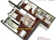 Cần bán căn 2 phòng ngủ chung cư Golden Land nội thất cơ bản. Liên hệ: 0981152882