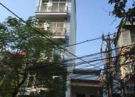 Bán nhà MP Nguyễn Văn Huyên, Cầu Giấy, 50m, MT 4.1m, 7 tầng 12.5 tỷ