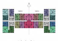 Chính chủ bán căn 2 ngủ - 75m – Chung cư Đồng Phát, giá 19.5tr/m, rẻ nhất thị trường