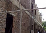 Bán nhàPhú Cường, Sóc Sơn, Hà Nội. Nhà 45-50m2x3 tầng, diện tích sử dụng lên tới 150m2, sổ đỏ chính chủ.