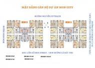 Chính chủ bán căn hộ CC HD Mon City, tầng 1608, DT: 86m2, giá bán 29,5 tr/m2, LH: 0963922012