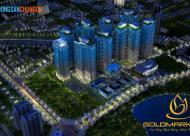 Cho thuê căn hộ GoldMark City 136 Hồ Tùng Mậu 121m2 giá 16tr/tháng Full Nội thất. LH 0911168626