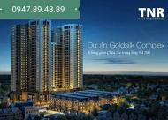 Bán căn hộ cao cấp Goldsilk Complex, 128m2, giá chỉ từ 18tr/m2, 4pn, 3VS. LH: 0947.89.48.89
