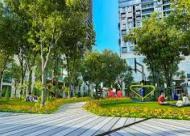 Bán căn hộ 2 PN cách ngã tư Nguyễn Trãi 300m, giá chỉ 25 triệu/m2, bàn giao có nội thất