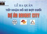Dự án nhà ở xã hội bright city chỉ 13,7tr/m2 trực tiếp chủ đầu tư