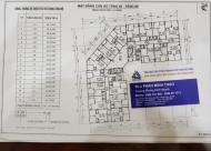 Chính chủ bán CHCC CT2A Thạch Bàn, căn 1512, DT 69.73m2 (2PN, 2WC), giá 14 tr/m2. LH 0944.952.552