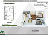 Bán căn hộ Chung cư Xuân Mai Complex căn 49m tòa G giá 862tr LH: 0963.88.2222