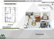 Bán căn hộ Chung cư Xuân Mai Complex căn 49m  tòa G giá 876tr LH: 0963.88.2222