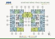Bán gấp vì cần tiền căn hộ chung cư FLC Đại Mỗ tòa HH3 căn 1601, DT 88,3m2, giá 17.5tr/m2:0942952089