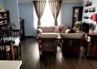 Cần tiền bán gấp chung cư 122 Vĩnh Tuy, 62.72m2, giá rẻ full nội thất