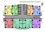 Căn hộ 68,72,84,89,92m2 giá 22tr/m2 tại chung cư K35 Tân Mai
