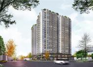 Căn hộ 55m2, 2 phòng ngủ, 2 toilets, giá 1,195 tỷ, chung cư @Home, 987 Tam Trinh