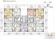 Độc quyền bán 6 sàn tầng 20, 21, 22, 23, 24, 25 tòa CT1, chung cư A10 Nguyễn Chánh 0974.681.333