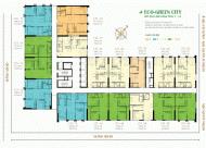 Chính chủ bán gấp căn 1805-CT3 chung cư Eco Green City, DT: 74.54m2, giá: 24 tr/m2: 0936071228