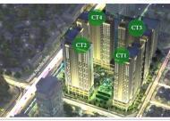 Bán gấp căn hộ chung cư Eco - green city, căn tầng 2011 CT2 DT: 67m2 giá: 25tr/m2 LH: 0904517246