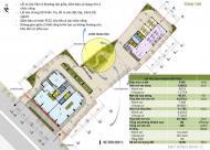Rao bán cả sàn tầng 20 dự án 110 Cầu Giấy, giá 33.5 tr/m2 (VAT + nội thất cơ bản + phí bảo trì)