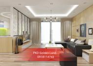 Bán căn 130m2 Golden Land ban công dài 7m, chỉ từ 3.6 tỷ, thanh toán 30% nhận nhà, LH 0918114743