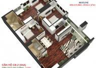Chung cư Golden Land, 124m2 - 133m2 giá từ 25.66Triệu/m2