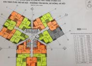 Chủ nhà cần tiền bán gấp  CCHC CT3 Yên Nghĩa, Hà Đông, tầng 1204, DT: 69.5m2, giá 12.5 tr/m2:0961637026