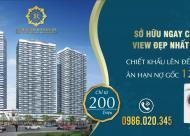 Chỉ với 200 triệu ban đầu bạn đã có thể sở hữu ngay 1 căn hộ Intracom Riverside có View đẹp nhất Hà Nội
