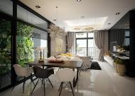 Nhượng gấp căn hộ 1 PN 45m2, The Two Gamuda view đẹp giá bán 1 tỷ rẻ nhất thị trường-0919.676.873