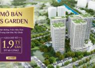 Mở bán chung cư Iris Garden trong quần thể KĐt Mỹ Đình 1, full nội thất cao cấp chỉ từ 1.7 tỷ.