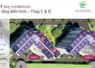 BÁN cắt lỗ chcc WestBay Ecopark căn 0912-A:65m2, 1515-B:55m2, giá 18tr/m2 (0987.017.763)