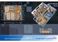 Cần bán gấp căn hộ 3 ngủ, 97m2 chung cư 60B Nguyễn Huy Tưởng, giá thương lượng sâu